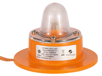 Position Canopy Light For Lifeboats And Rescue Boats